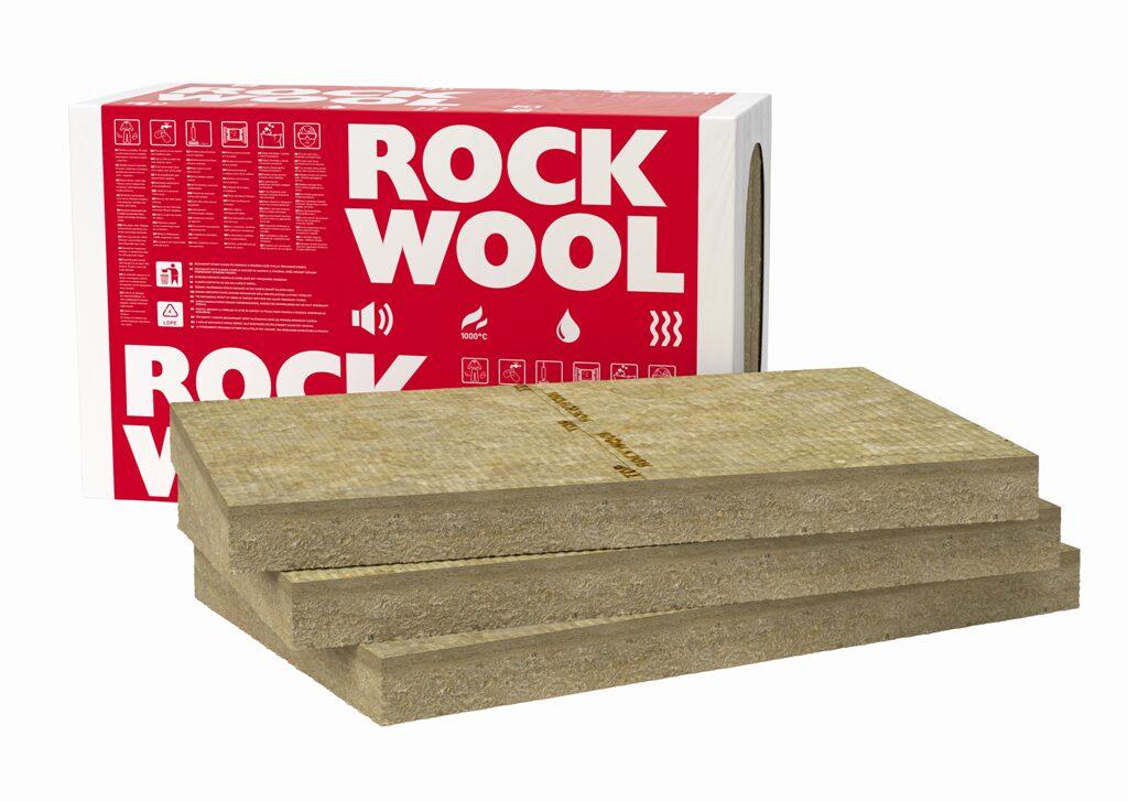 ROCKWOOL Frontrock MAX E tl. 100 mm  600x1000 mm (1,8 m2)