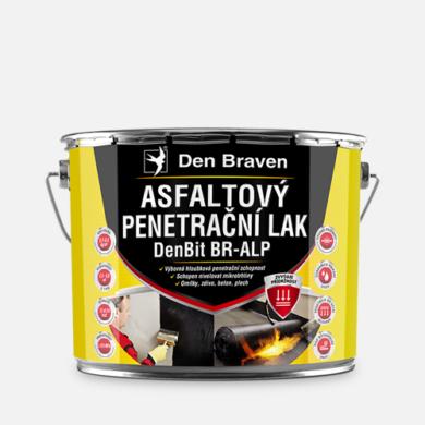Den Braven Denbit asfaltový penetační lak ALP 300, 9kg                          (010385)
