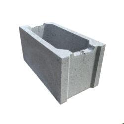 Ztracené bednění DITON 25-Betonová tvárnice pro výstavbu svislých nosných i nenosných konstrukcí zdiva, základů, opěrných zdí.