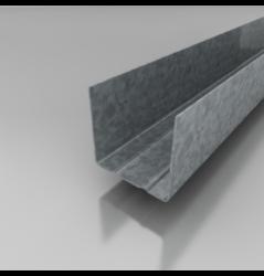 UD profil stropní 3 m-Obvodový profil ke konstrukci sádrokartonových předsazených stěn, stropů a šikmin.