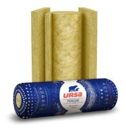 URSA PUREONE DF 39 tl. 100mm /8,75 m2/-SKLADEM, odběr již od jednoho balení. lambda D: 0,039 W/m.K URSA PUREONE DF 39 je univerzální, difuzně otevřená izolace z minerální vlny na bázi skla, bílé barvy. Ceny platí do vyprodání skladových zásob.