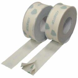 ISOCELL AIRSTOP FLEX 100mm/25bm-SKLADEM, odběr již od jednoho balení. Lehce roztažitelná lepicí páska k vzduchotěsnému spojení.